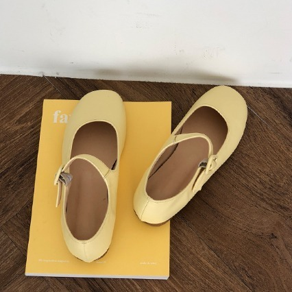 NO.808 flat shoes (1.5cm)