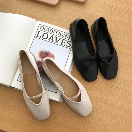 NO.810 flat shoes (2cm)